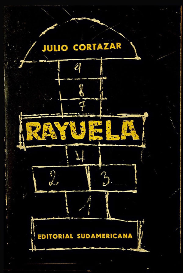 Cover of Hopscotch, 1963, by Julio Cotázar