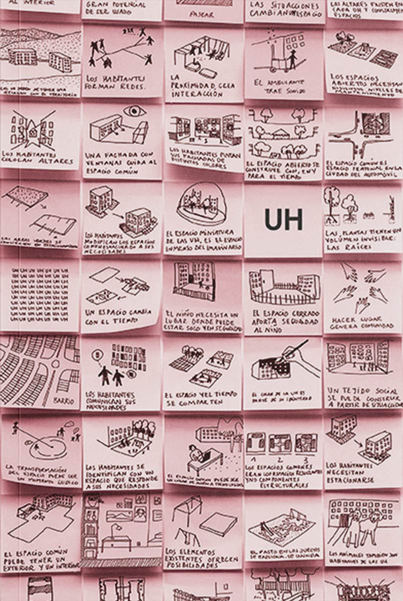 HU. Common Spaces in Housing Units
