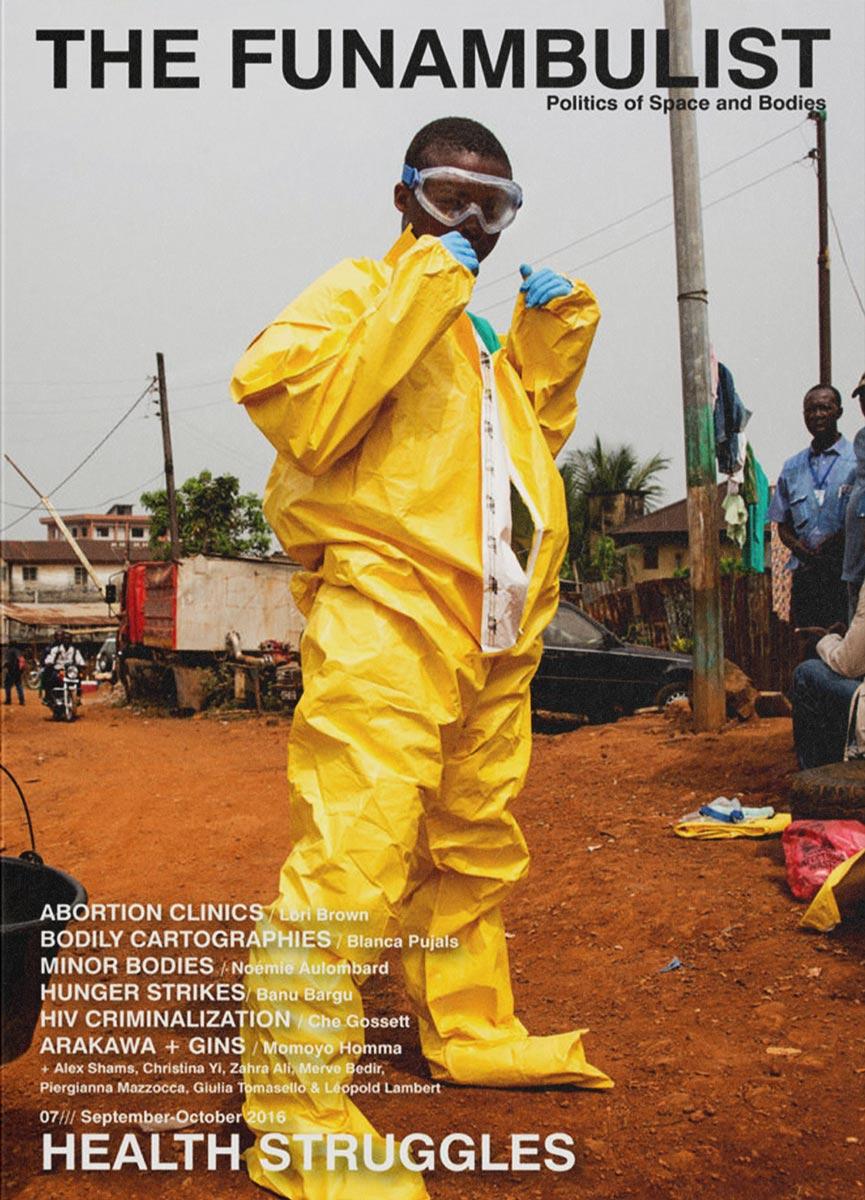 The Funambulist: Health Struggles